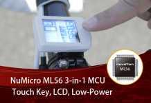 ML56 microcontrollers