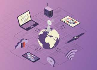 Stocking enhanced IoT Asset management with AoA tech