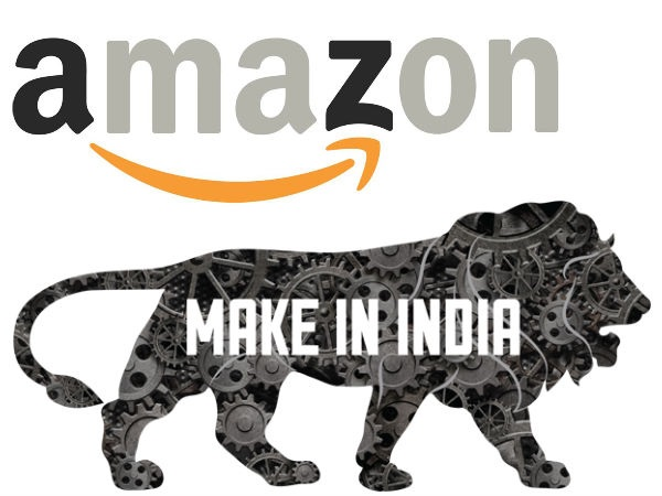 AMAZON STRENGHTENS 'MAKE IN INDIA' BY MANUFACTURING its DEVICES HERE.