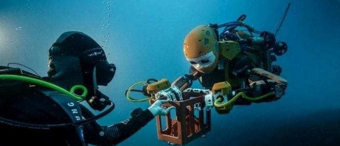 Can a Robot Operate Effectively in the Deep Underwater Sea?