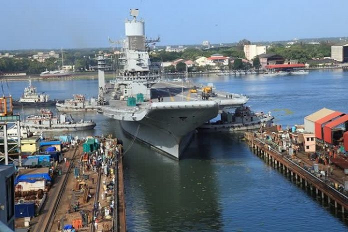 Cochin Shipyard Lowest Bidder for Rs10,000 Crore Contract to Build Missile Vehicles for IAF