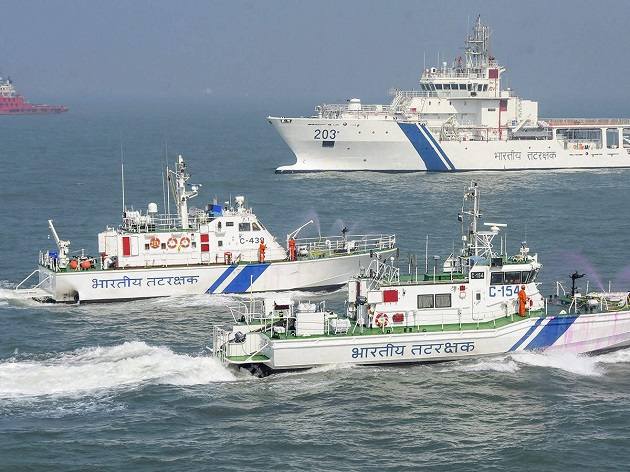 Indian Coast Guard to have 200 vessels, 100 aircraft by 2025: Pathania