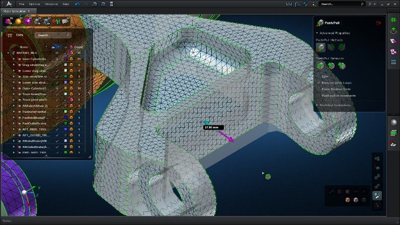 MSC Apex Generative Design from MSC Software