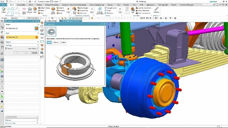 NX from Siemens