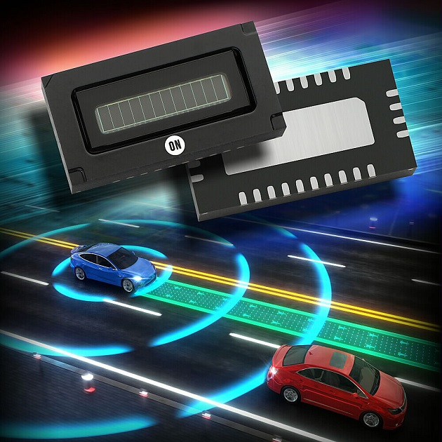 Automotive Qualified SiPM Array Product