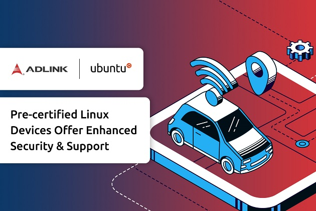Canonical to Pre-Certify ADLINK Devices with Ubuntu Linux Operating System