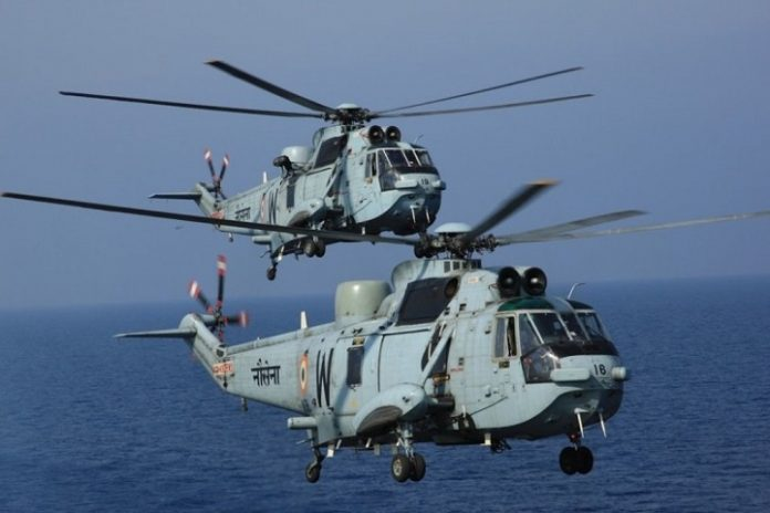 Indian Navy Choses the Local to Boost its Operational Capability