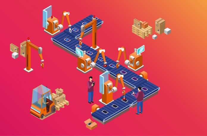 Manufacturing with IoT