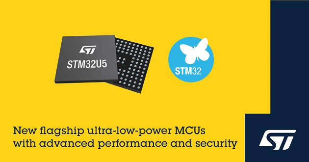 STM32U5 Microcontrollers