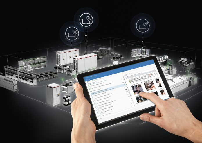 Experience the integrated smart factory in action