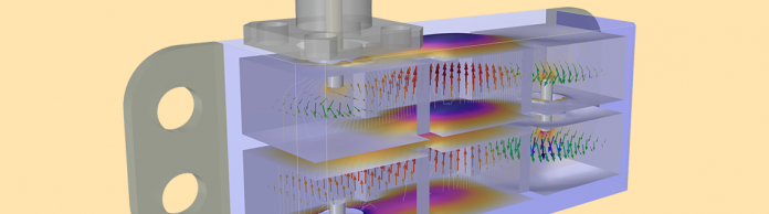 Designing Cavity Filters for 5G Devices with Multiphysics Modeling