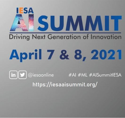 IESA AI Summit 2021