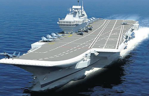 INS Vikrant to get LRSAM Cover Soon - ELE Times