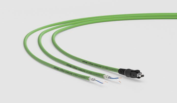 LAPP Expands its Single-Pair Ethernet Range