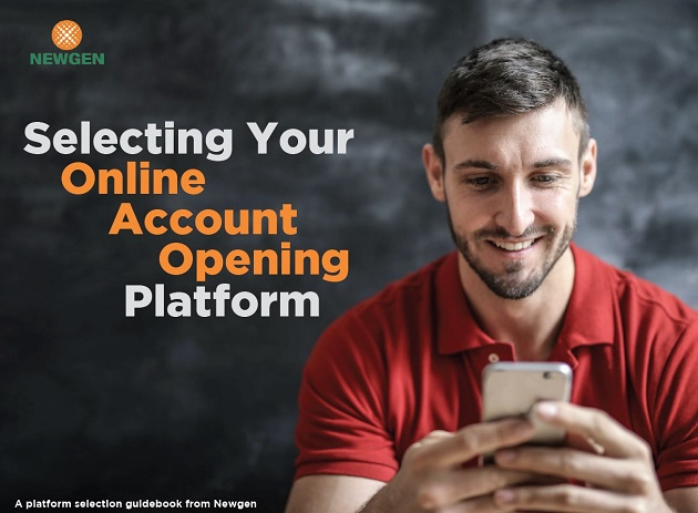 Selecting Your Online Account Opening Platform