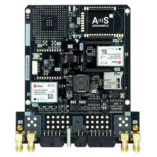 u-blox ZED-F9P RTK GNSS Receivers