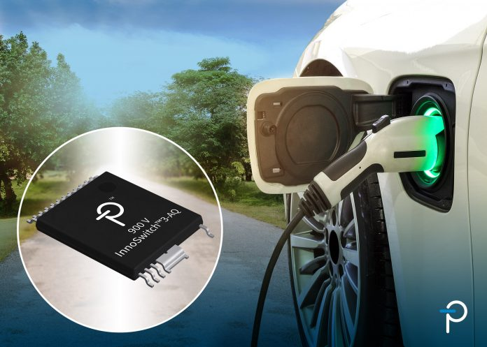 Electric Vehicle Designs with New AEC-Q100 Certified 900 V