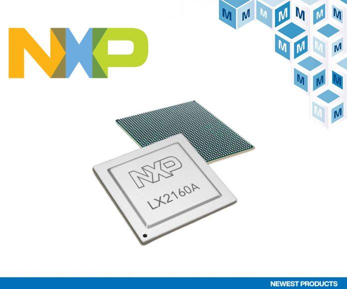 NXP's LX2 QorIQ Layerscape Processors, Now Available at Mouser