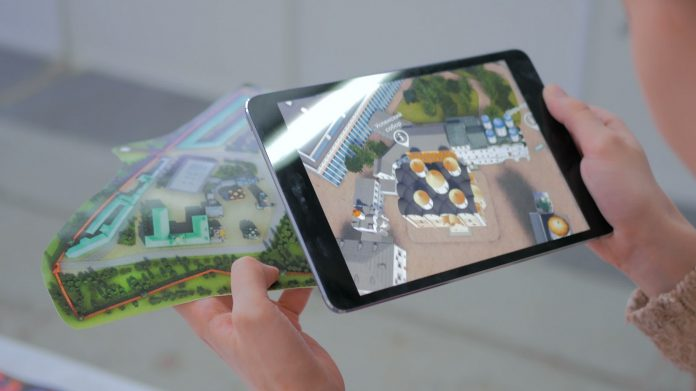 AR Can be a Transition from Concept to Reality